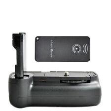 IR Remote Vertical Battery Grip Pack For Nikon D3100D3200  D5100 DSLR Camera
