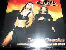 Milk Inc Oceans / Promise Rare Australian Remixes CD Single