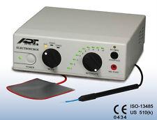 ELECTROSURGERY CUTTING & COAGULATING UNIT/ 7 ELECTODE TIPS/BONART/110V/ FDA/USA
