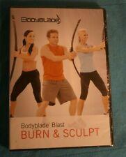 Bodyblade's Body Blade - Blast - Burn & Sculpt DVD, 2012 (NEW)