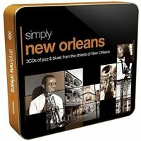 Simply New Orleans [CD]