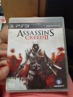 Assassin's Creed II 2 Sony PlayStation 3 2009 PS3 Complete