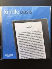 New Amazon Kindle Oasis (9th Gen.) 32GB, Wi-Fi, 7,...