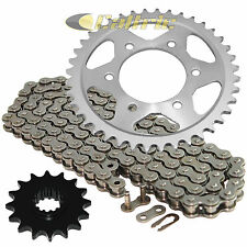 Drive Chain and Front Rear Sprockets Kit Fits HONDA CBR600F4i 2001-2006