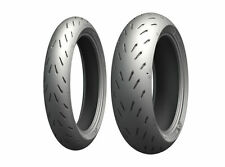 MICHELIN POWER RS 190/55/17 ( 75w) - 120/70/17 ( 58W) ** PAIR **