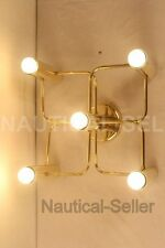 """Contemporary Quin Wall Sconce Hand Crafted Lamp Light 14"""" Stairway Lamp Light"""