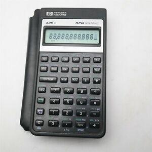 HP 32SII RPN Scientific Calculator W/ Case Very Nice