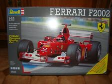 FERRARI F2002  REVELL  M.SCHUMACHER  1/12 EME  LIMITED  EDITION   RARE SOLD OUT