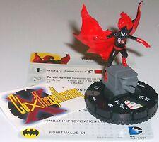 BATWOMAN #036 #36 Batman DC HeroClix Rare