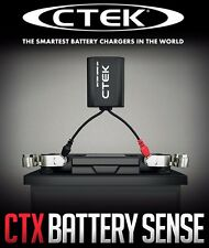 CTEK 40-149 CTX Battery Sense Monitor works with Android & Apple Phone