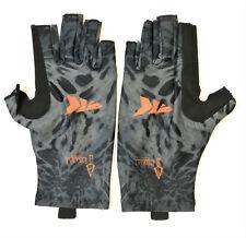 KastKing Fishing Gloves Men Women Size S-M UV Protection UPF 50 Outdoor Kayak