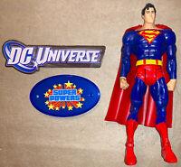 DC Universe Classics Walmart Gotham City 5 Pack Series Superman Figure & Stand