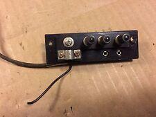 Sansui 8080 DB Rear Antenna Terminals - Vintage Receiver Parts 9090 7070
