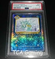 PSA 9 MINT Seadra 63/110 Legendary Collection REVERSE HOLO Pokemon Card