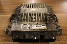 Ford Fiesta Fusion MK6 1.4 TDCI ECU Computer Brain PCM 3S61-12A650-LB 2003-2006