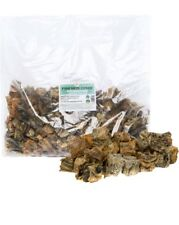 500g JR Pet Products Fish Skin Natural Sea Treats Jerky Squares Low Calorie Dog