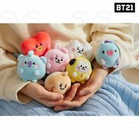 BTS BT21 Official Authentic Goods PongPong Standing 7cm Baby Ver + Tracking Num