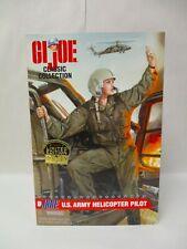 "HASBRO 12"" MODERN G.I JOE JANE CLASSICS 1/6 U.S. ARMY HELICOPTER PILOT FIGURE"