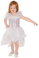 Winter Fairy Girls Costume - Small ( Size 4-6 ) 882077