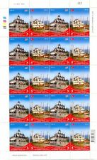 2008 50th Anniversary Turkey Thailand Diplomatic Relations MNH FULL SHEET