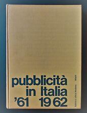 PUBBLICITA' IN ITALIA '61 Ufficio Moderno 1962 Munari Boggeri Ricas Villani