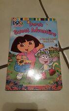 Dora's Sweet Adventure: A Scratch & Sniff Board Book (Dora the Explorer (Simon &