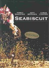 Seabiscuit 0025192328725 With Jeff Bridges DVD Region 1