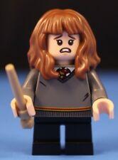 LEGO® Brick HARRY POTTER™ 75953 Hermione Granger Minifigure™ 100%LEGO +NEW WAND