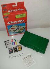 Cluedo Travel I giocaovunque Parker Mini Poket Tascabile Versione valigia 1997
