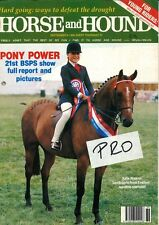 Horse and Hound Magazine September 6th 1990