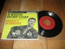 Marty Robbins EP.A1.A white sport coat.A2.Mean mama blues.(3824)