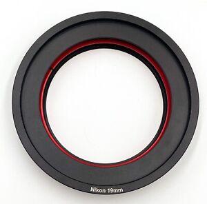 LEE Filters SW150 Mark II Lens Adapter for Nikon PC 19mm f/4E ED Lens