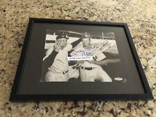 Mickey Mantle Stengel Triple Crown Signed New York Yankees 8X10 Photo UDA COA