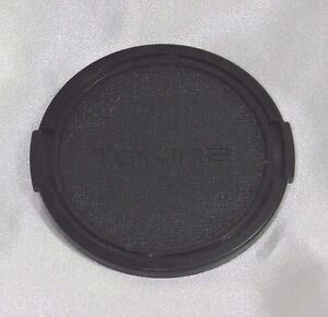 Genuine Tokina Snap on 62mm Front Lens Cap Made in Japan AT-X II RMC