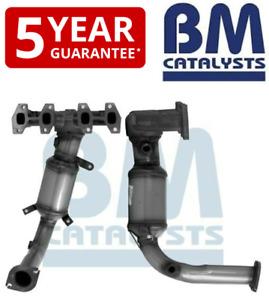 For Fiat - Punto 1.2 (188) 2001-2010 Catalytic Converter Type Approved BM