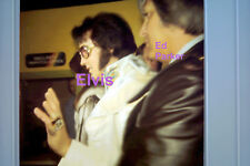 ELVIS PRESLEY ATLANTA HILTON 12/30/76 ORIGINAL VINTAGE OLD KODAK PHOTO CANDID