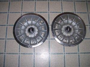 1975 - 1979 Oldsmobile Starfire Hubcap Wheel Covers H# 4049 P#00553142 Pair