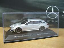 MERCEDES-BENZ CLS 63 AMG 4matic Station wagon. limitée Edition 1:43 MINIMAX