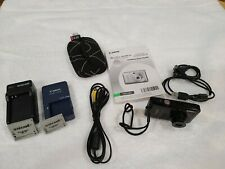 Canon PowerShot Digital ELPH SD780 IS 12.1MP Digital camera with EXTRAS