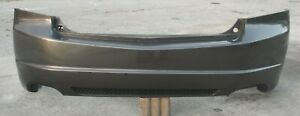 Message 1st!!  Rear Bumper Cover 07 08 Acura TL Type S