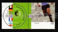 2002 WORLD CUP SOCCER JAPAN & KOREA JOINT ISSUE URUGUAY Sc#1946 MNH STAMP cv$4