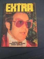 EXTRA 1974 39 ELTON JOHN ALLMAN BROTHERS NEW YORK DOLLS RORY GALLAGHER WINGS