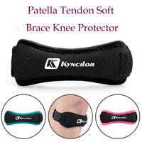 1 Pair Kyncilor Patella Brace Knee Protector Belt Guard Support Adjustable Strap