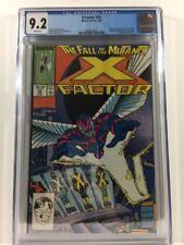 X-Factor #24 - CGC 9.2