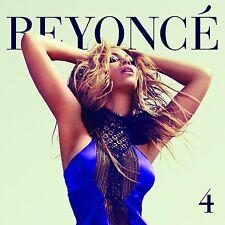 BEYONCÉ - 4  CD  14 TRACKS POP/SOUL  NEU