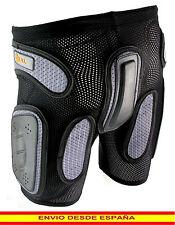 Niños Niñas Pantalon corto Proteccion CE Moto MX Quad Patinaje kids
