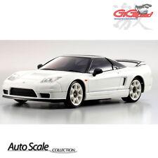 KYOSHO MINI Z Autoscale HONDA NSX-R 2002 White MR-015 02 MR-03 N RM ASC MZP132W