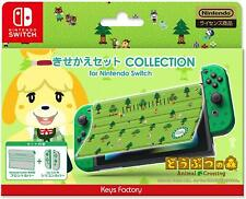 NINTENDO SWITCH COLLECTION Animal Crossing Joy-Controller Front Cover Type-B
