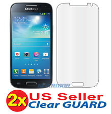 2x Clear LCD Screen Protector Guard Cover Verizon Samsung Galaxy S4 SCH-i545