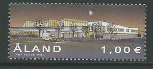 Aland 2002 - Architecture Post Terminal Building - Sc 199 MNH
